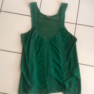 A/X Armani Exchange sweater tank